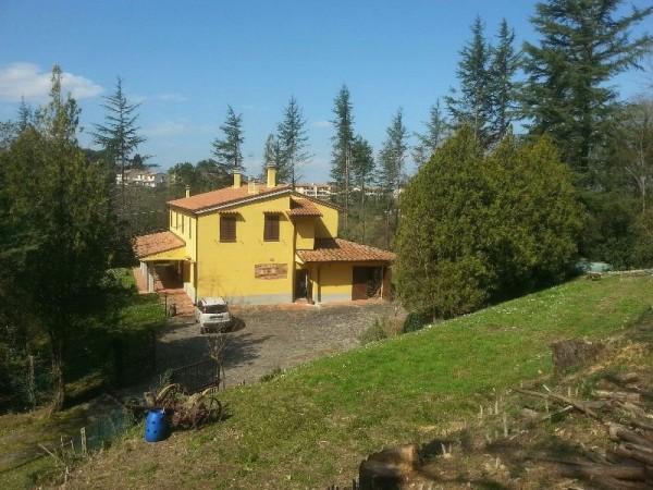 Riferimento FC1001 - Rustico in Vendita a Montopoli In Val D'arno