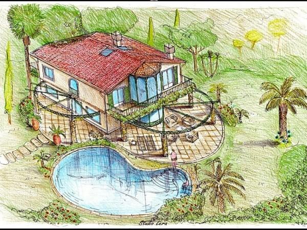 Riferimento 307-PEL - Villa in Vendita a Marina Di Pietrasanta