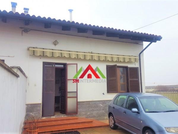 Riferimento 205C - Casa Semi Indipendente in Vendita a San Giuliano Nuovo