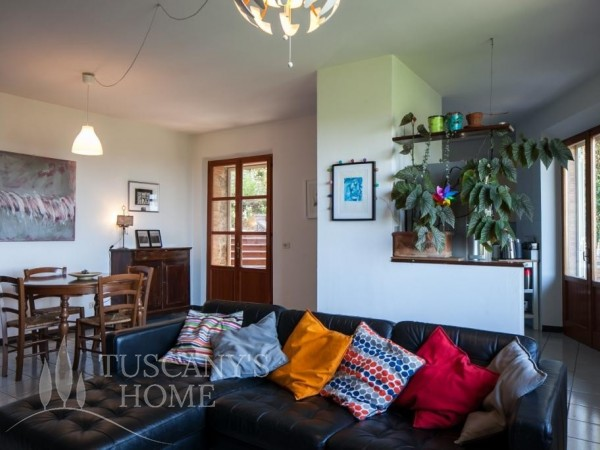 Reference A275b - Flat for Sale in Trequanda