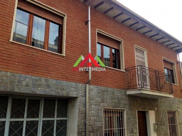 Riferimento 263CP - Casa Indipendente in Vendita a Masio