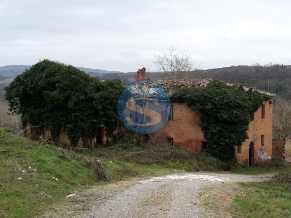 Reference SVM02 - Country House for Sale in Siena