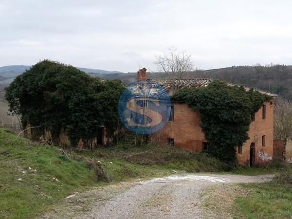 Riferimento SVM02 - Rustico - Casolare - Colonica in Vendita a Siena