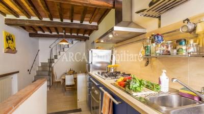Terratetto - Terracieloin Vendita, Pietrasanta - Centro Storico - Riferimento: 970