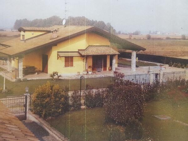 Riferimento 336VP - Villa Singola in Vendita a Cantalupo