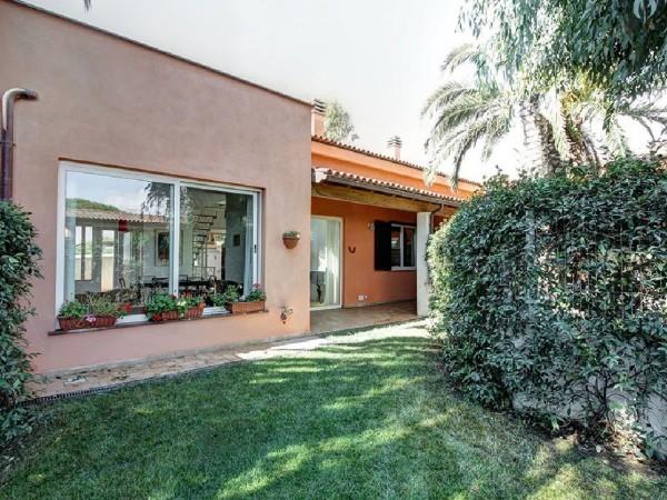 Riferimento A006R_E - Villa Quadrifamiliare in Affitto a Santa Marinella