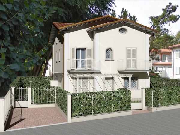 Riferimento 2058 - Villa Bifamiliare in Vendita a Cinquale