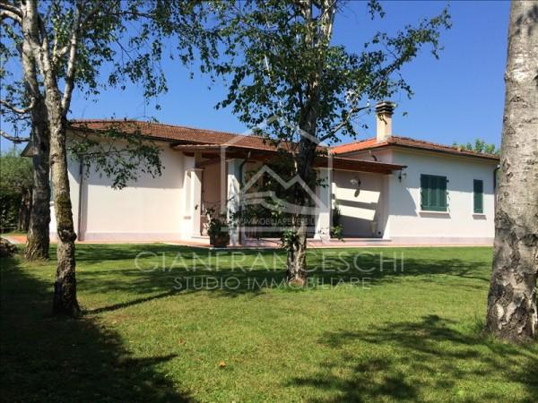 Riferimento 9502 - Villa Singola in Affitto a Cinquale