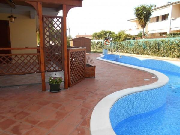 Riferimento A059R_E - Villa in Affitto a Santa Marinella