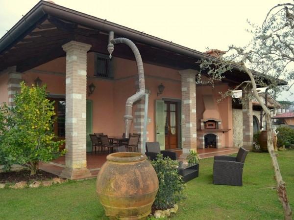 Riferimento LT 628 Villa Olivo - Villa Singola in Affitto a Marina Di Pietrasanta