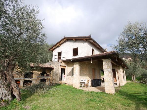 Riferimento WA 15090 - Villa Singola in Vendita a Capezzano Monte