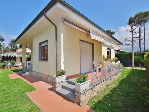 Riferimento LT 460 Villino Ametista - Villa Singola in Affitto a Marina Di Pietrasanta
