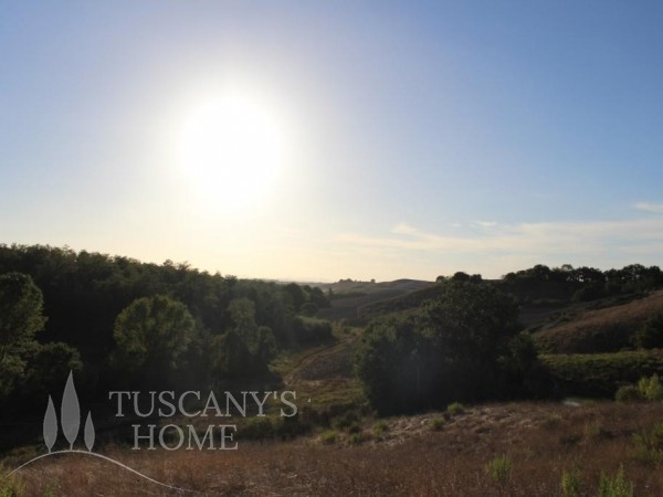Reference T122 - Plot Of Land for Sale in Trequanda
