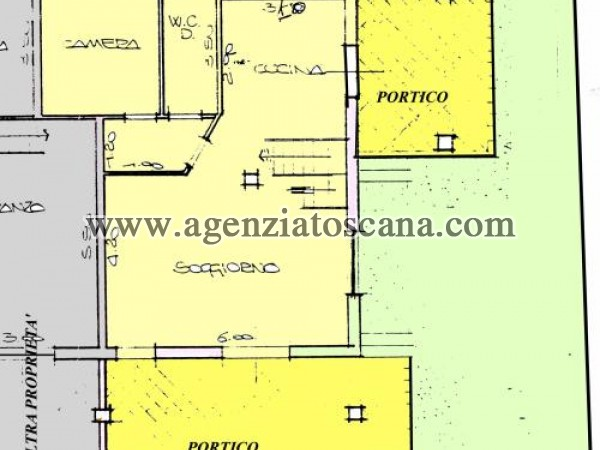 Two-family Villa for rent, Pietrasanta - Marina Di Pietrasanta -  10