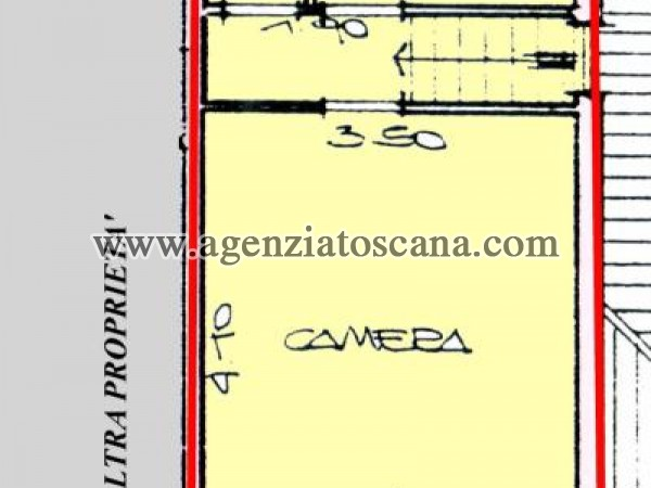 Two-family Villa for rent, Pietrasanta - Marina Di Pietrasanta -  11