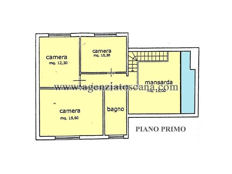 Villetta Singola in vendita, Forte Dei Marmi - Ponente - Situazione Attuale 17
