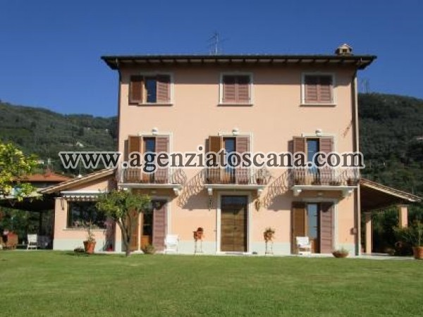 Tuscle Villa With Splendid View Panoramic View