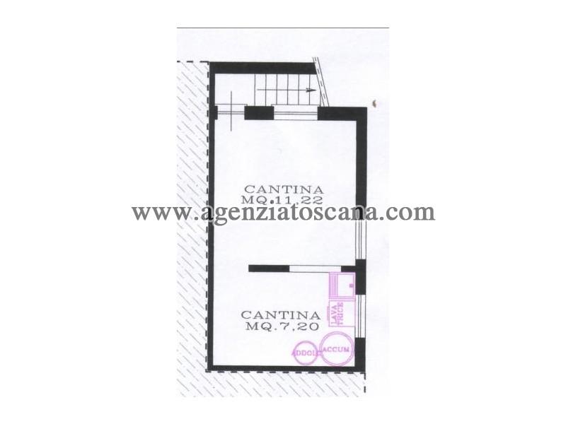 Villetta Singola in vendita, Pietrasanta - Marina Di Pietrasanta -  23