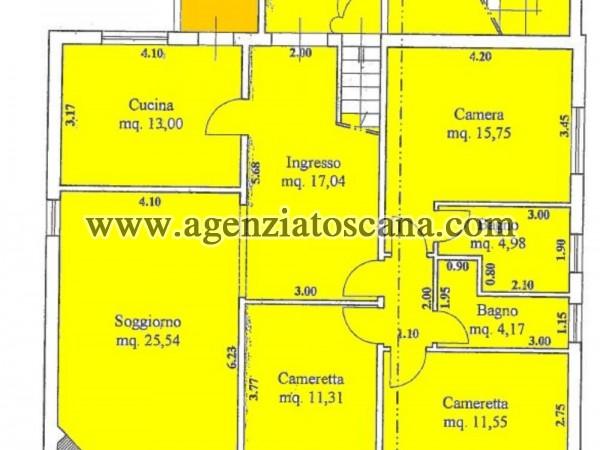 Appartamento in vendita, Forte Dei Marmi - Centro Storico -  30