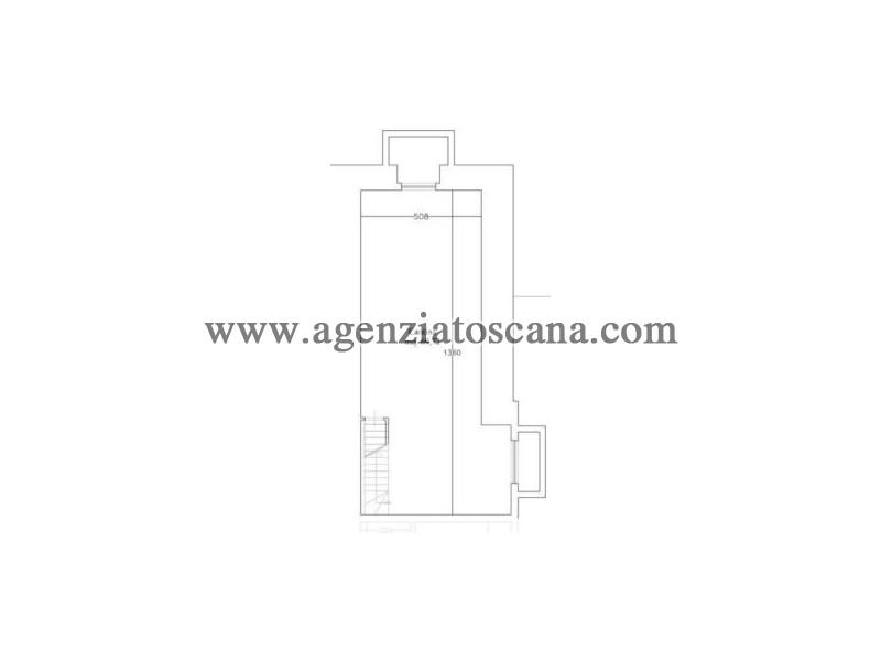 Immobile Commerciale - Direzionale in vendita, Forte Dei Marmi - Vittoria Apuana - negozio 1 p.s. 5
