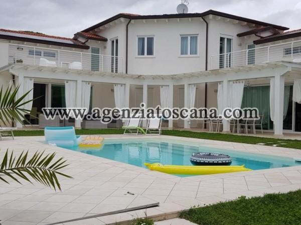 Villa Con Piscina in affitto, Forte Dei Marmi - Centrale -  1
