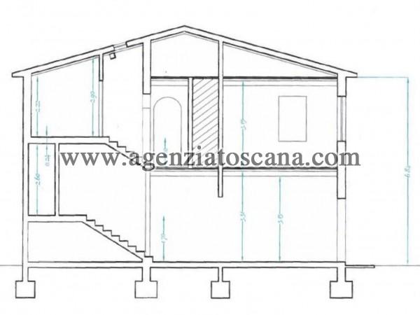 Appartamento in vendita, Forte Dei Marmi - Centro Storico -  34