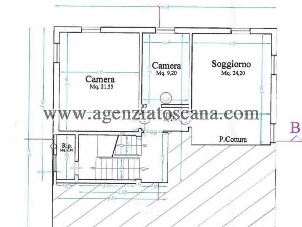 Appartamento in vendita, Forte Dei Marmi - Centro Storico -  32