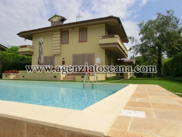 Villa Con Piscina in vendita, Forte Dei Marmi - Caranna -  0