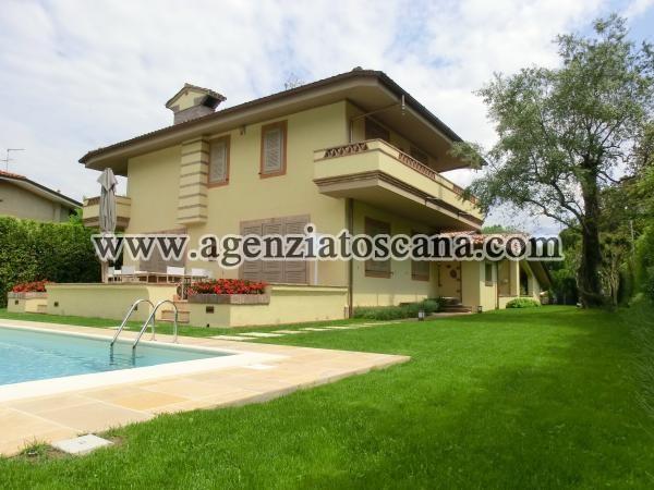 Villa Con Piscina in vendita, Forte Dei Marmi - Caranna -  1