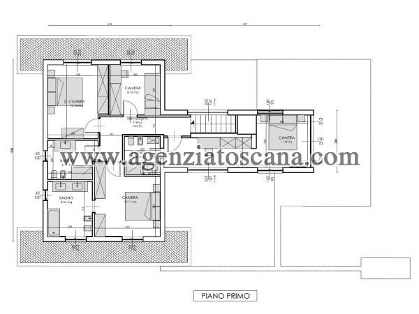 Villa Con Piscina in vendita, Forte Dei Marmi - Caranna -  13