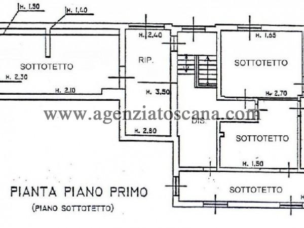 Villa Con Piscina in vendita, Forte Dei Marmi - Vaiana -  17