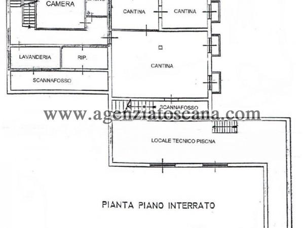 Villa Con Piscina in vendita, Forte Dei Marmi - Vaiana -  16