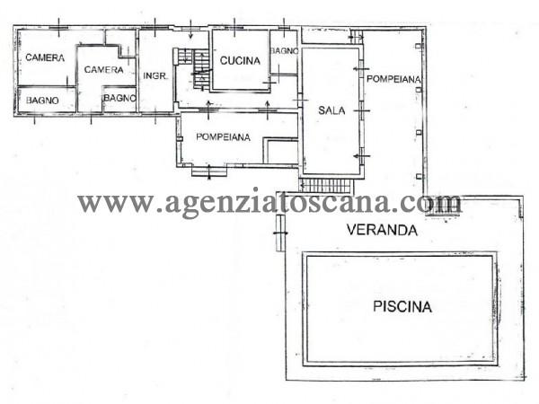 Villa Con Piscina in vendita, Forte Dei Marmi - Vaiana -  15