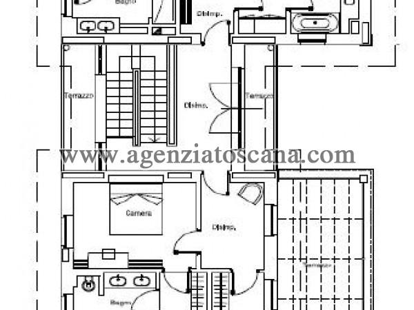 Villa Con Piscina in vendita, Forte Dei Marmi - Ponente - PIANO PRIMO 16
