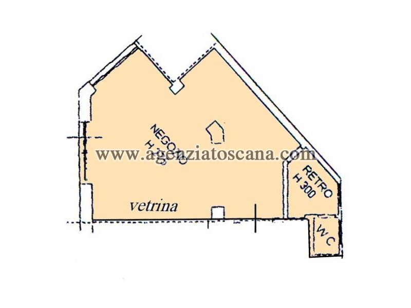 Immobile Commerciale - Direzionale in affitto, Forte Dei Marmi - Ponente -  0