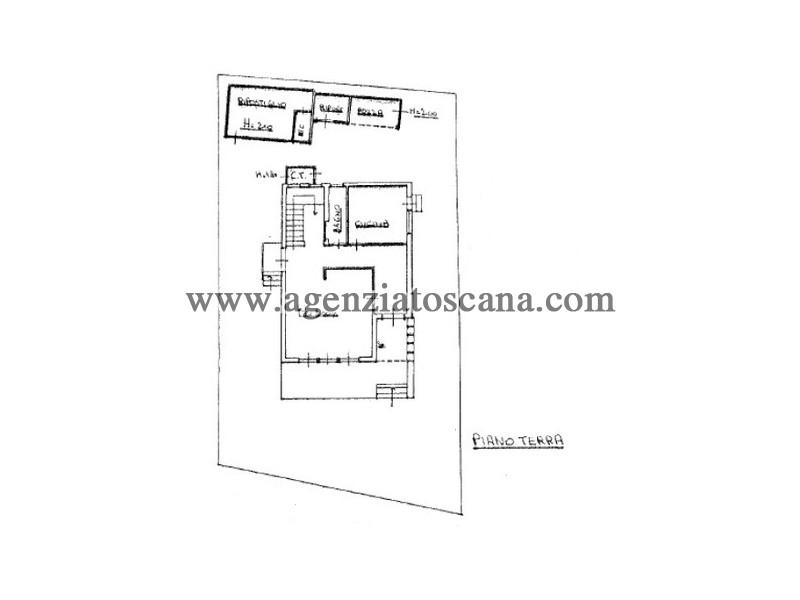 Villetta Singola in vendita, Forte Dei Marmi - Centrale -  16