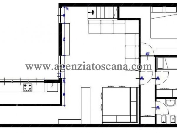 Appartamento in vendita, Forte Dei Marmi - Zona Via Emilia - primo livello 11