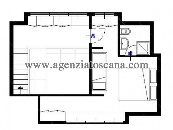 Appartamento in vendita, Forte Dei Marmi - Zona Via Emilia - secondo livello 12