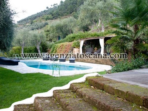 Villa With Pool for rent, Pietrasanta - Val Di Castello -  4