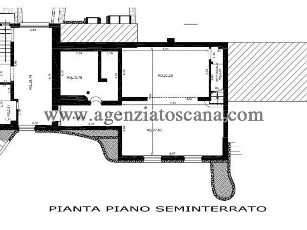 Villa With Pool for rent, Pietrasanta - Val Di Castello -  40