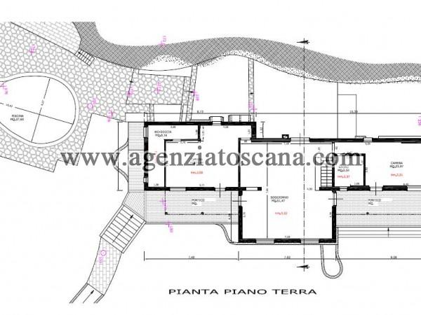 Villa With Pool for rent, Pietrasanta - Val Di Castello -  42