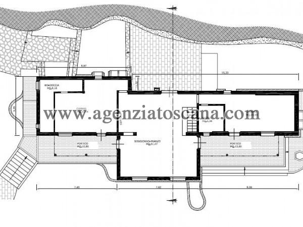 Villa With Pool for rent, Pietrasanta - Val Di Castello -  41