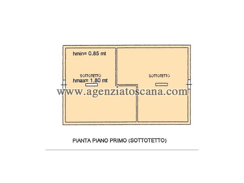 Villetta Singola in vendita, Seravezza - Pozzi -  15