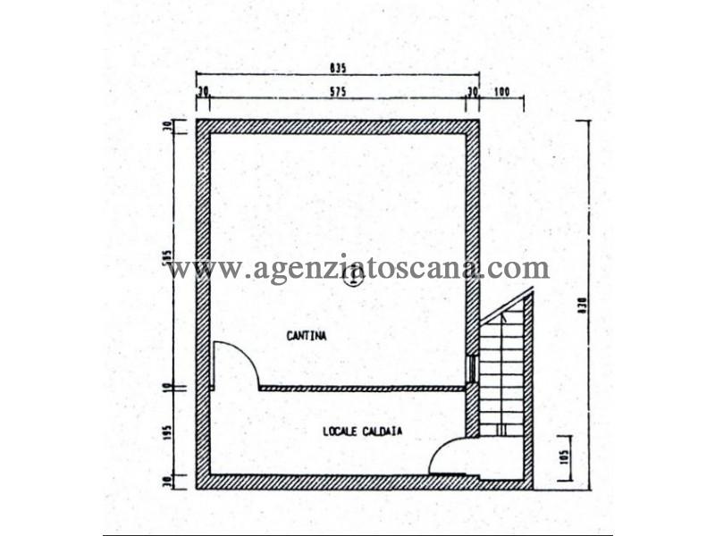 Villa in vendita, Fauglia -  11
