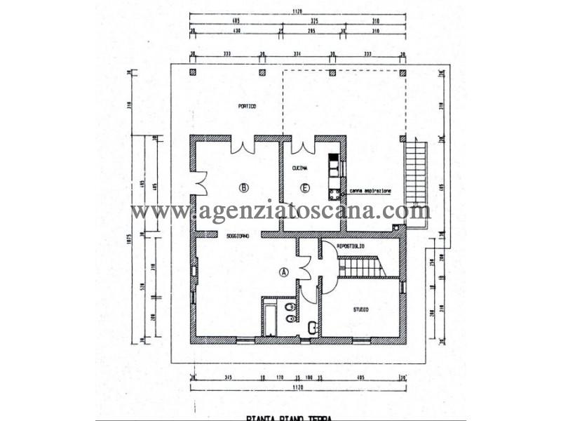 Villa in vendita, Fauglia -  12