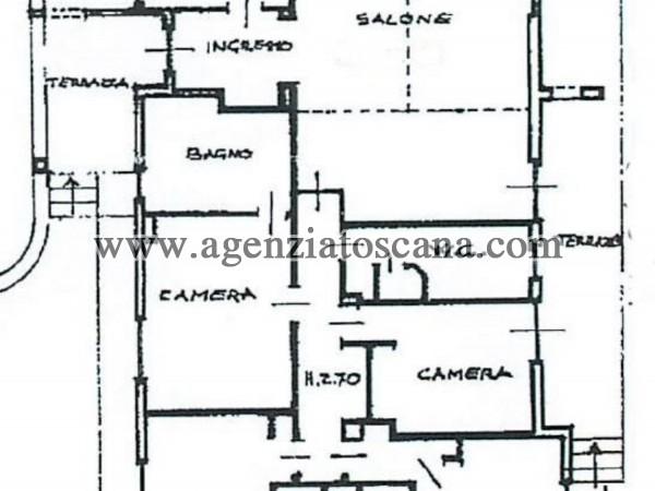 Villa Con Piscina in vendita, Forte Dei Marmi - Vittoria Apuana -  27