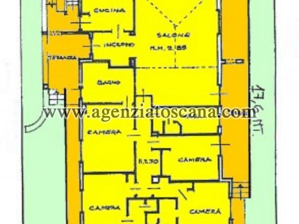 Villa Con Piscina in vendita, Forte Dei Marmi - Vittoria Apuana -  26
