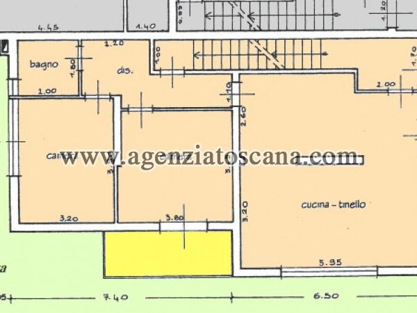 Villa Bifamiliare in vendita, Forte Dei Marmi - Vaiana -  22