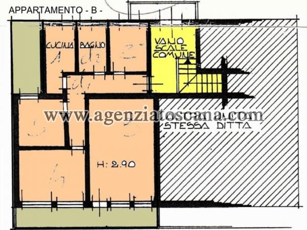 Apartment for rent, Forte Dei Marmi - Vittoria Apuana -  3