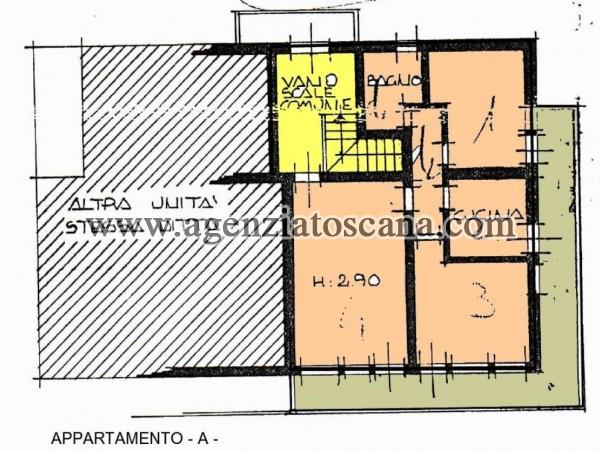 Apartment for rent, Forte Dei Marmi - Vittoria Apuana -  1